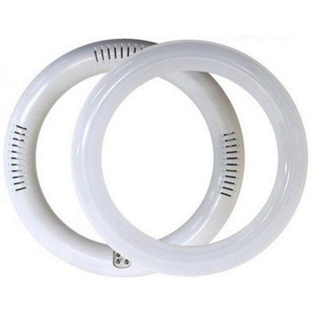 11W LED cirkelrør - Ø25 cm, 230V