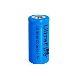 Batteri til 300mw grøn og 10.000mw violet laser.