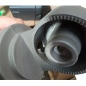V-Tac justerbar beslag til gadelamper - Passer til 30W og 50W, Ø48mm / Ø62mm