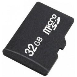 Restsalg: 32GB Class 4 MicroSD-kort
