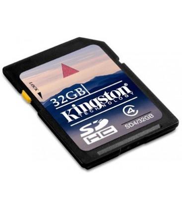 32GB Class 4 SD-kort