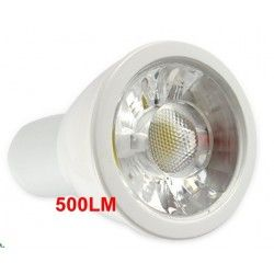 MR16 / GU5.3 fatning LEDlife LUX5 LED spotpære - 5W, RA 95, 12V, dæmpbar, MR16