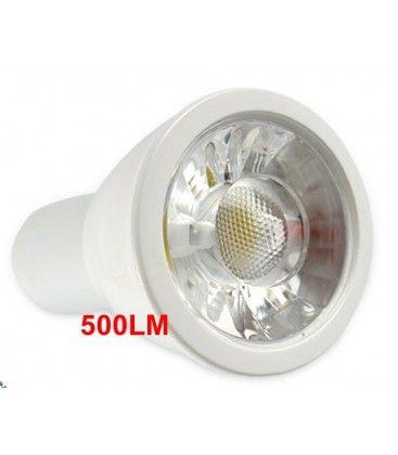 LEDlife LUX5 LED spotpære - 5W, RA 95, 12V, dæmpbar, MR16
