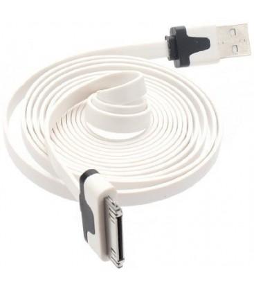 Iphone kabel 2 meter, til IPhone 4