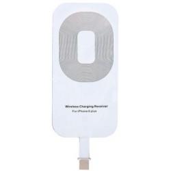 Trådløs opladning til Iphone 6 Plus. Trådløs modtager