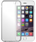 Iphone 6, cover, Transparent, Crystal Clear, Ultra tynd 0,5mm, soft silikone cover.