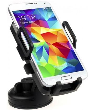 Trådløs Qi mobil oplader/holder til bilen.