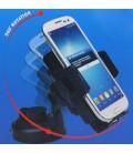 Trådløs mobil oplader/holder til bilen.