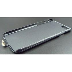 Trådløs opladning til Iphone 6, trådløs modtager indbygget i cover.