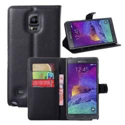 Samsung Galaxy Alpha. Lækkert etui med kreditkort holder