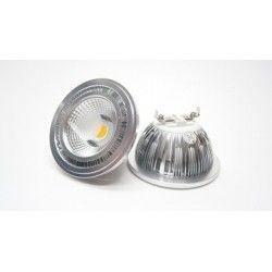 MANO5 LED spot - 5W, dæmpbar, varm hvid, 230V, G53 AR111