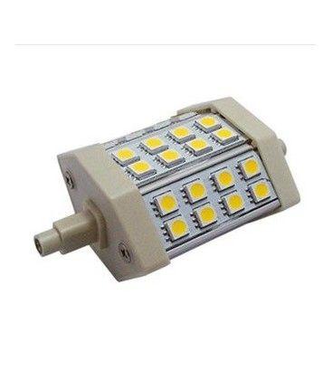 LANA5 LED projektørpære - 5W, dæmpbar, varm hvid, R7S