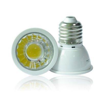 Image of   LEDlife LUX5 LED spotpære - 5W, E27 - Kulør : Varm, Dæmpbar : Ikke dæmpbar