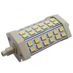 LANA10.r7s.cw: LANA10 - LED projektørpære, kold hvid, 10w, R7S