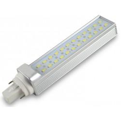 G24D LED pære - 13W, 180 grader