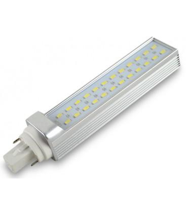 G24 LED pære, 230v, 12w, Varm hvid