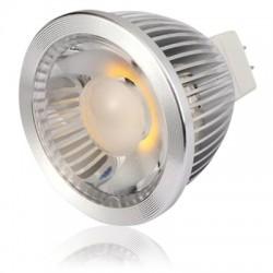 LL.FOKUS5.MR16: LEDlife FOKUS5 - LED spot, 5w, 12v, Dæmpbar, MR16