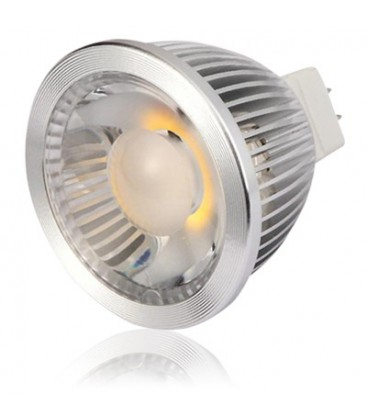 LEDlife FOKUS5 LED spotpære - 5W, 12V, dæmpbar, MR16