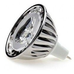 LEDlife UNO - LED spot, 1w, 12v, Dæmpbar, MR16