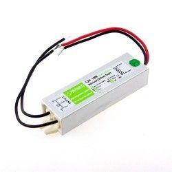 Strømforsyning - 10W, 12V DC, vandtæt