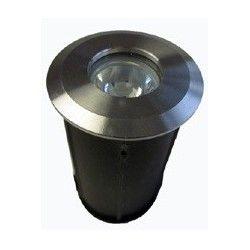 Nedgravningsspot LEDlife Nedgravningsspot - 1W, varm hvid, 12V, 90 Lumen, 100% vandtæt