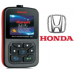 obd.icar.honda.i990: iCarsoft i990 - Honda, Acura, multi-system scanner