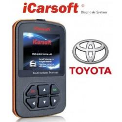 iCarsoft i905 - Toyota, Lexus, Scion, Isuzu, multi-system scanner