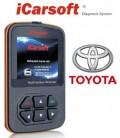 Toyota Multi-system Scanner i905, OBD fejlkodelæser