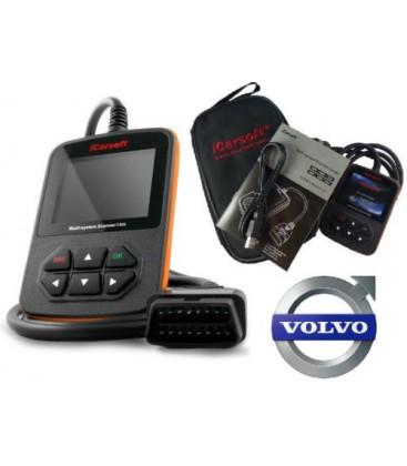 iCarsoft i906 - Volvo, Saab, multi-system scanner