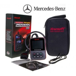 obd.icar.Merc.i980: iCarsoft i980 - Mercedes Benz, Sprinter, Smart, multi-system scanner
