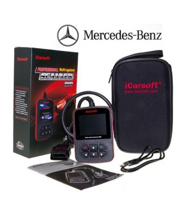 Mercedes Benz Multi- system Scanner i980