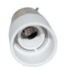 B22 til E14 adapter