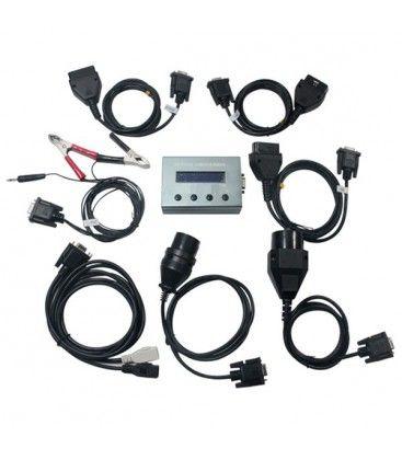 Image of 10 i 1 service + airbag nulstiller