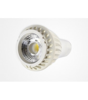 LEDlife LUX7 LED spotpære - 7W, 12v, dæmpbar, MR16