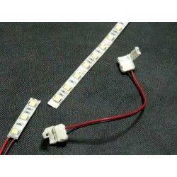 24V Fleksibel samler til LED strips - Til 5050 strips (10mm bred), 12V / 24V