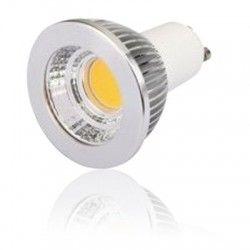 LL.COB5.GU10: LEDlife COB5 - LED spot, 5w, 230v, Dæmpbar, GU10