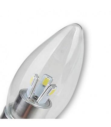 LEDlife KERTE5 - LED pære, 5w, 230v, Dæmpbar, E27