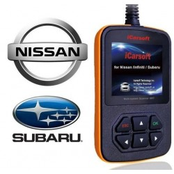 obd.icar.nissan.i903: iCarsoft i903 - Nissan, Infiniti, Subaru, multi-system scanner