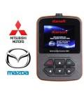 iCarsoft i909 - Mazda, Mitsubishi, multi-system scanner
