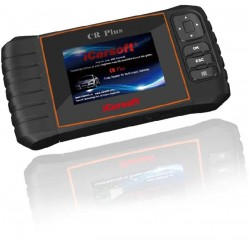 obd.icar.cr.plus: iCarsoft CR PLUS - Alle mærker, multi-system scanner