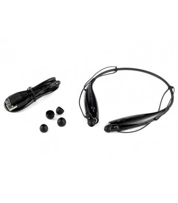 Bluetooth Headset krave med in-ear - Smart til løbeture eller havearbejde