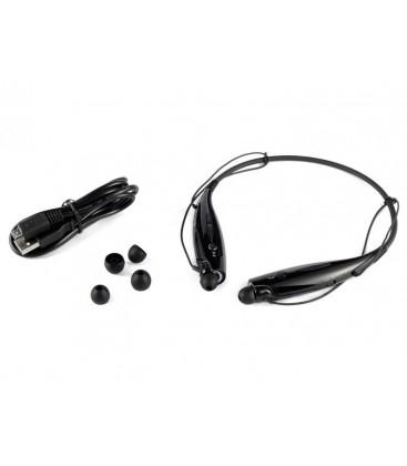 Bluetooth Headset krave med in-ear - Smart til løbeture eller havearbejde