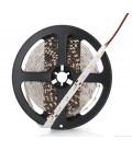 4w RGB LED strip - 5m, 8mm bred, 60 LED, 4w pr. meter!