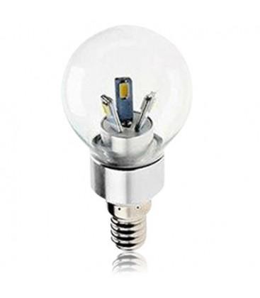 RESTSALG: LEDlife KLAR4 LED pære - 4W, 230V, E14