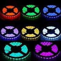 5m LED strip vandtæt, RGB, 30 LED, 7,5w pr. meter!
