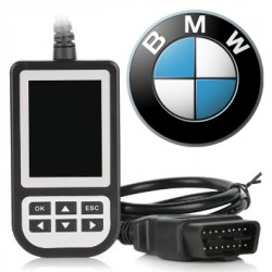 obd.bmw.c110: C110 scanner - BMW, Mini, OBD fejlkodelæser