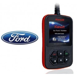 iCarsoft i920 - Ford, multi-system scanner