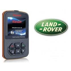obd.icar.landrover.i930: iCarsoft i930 - LandRover, multi-system scanner