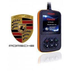 iCarsoft i960 - Porsche, multi-system scanner