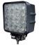 48W LED arbejdslampe - Bil, lastbil, traktor, trailer, udrykningskøretøjer, kold hvid, 12V / 24V